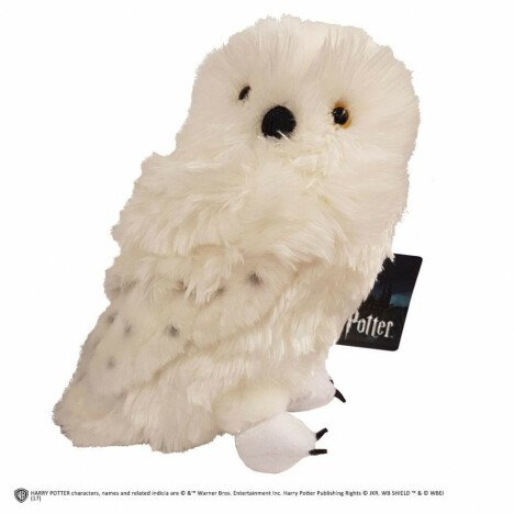 Jucarie din plus licenta Harry Potter -Hedwig 23cm